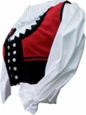Costum popular pentru femei