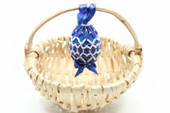 Ouă de paște ornate