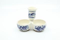 Solniță din ceramică